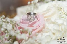 Ring shots are an important aspect of #WeddingPhotography. #weddingrings