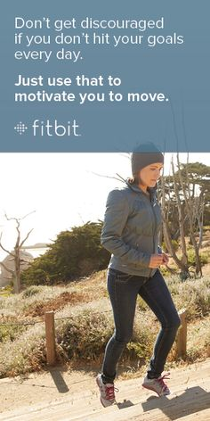 Best Fitbit 2019 - Don't let one bad day keep you from reaching your goals. Fitness Goals, Fitness Motivation, Health Fitness, Weight Loss Inspiration, Fitness Inspiration, Fitbit Charge Hr, Fitbit Flex, Activities For Adults, Walking Exercise