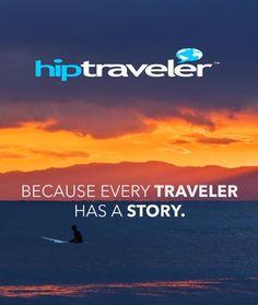 Tell your travel story @hiptraveler by joining the Ambassador program