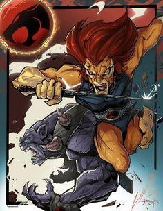 Awesome fan art for animated TV shows including Thundercats, Transformers, Teenage Mutant Ninja Turtles, She-Ra & He-Man and the Masters of the Universe Cartoon Shows, Cartoon Fan, He Man Thundercats, Comic Books Art, 80s Cartoons, Anime, Cartoon, Cartoons Comics, Thundercats