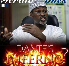 IS PROFESSOR JEGA LEADING NIGERIANS TO PARADISE OR DANTE'S INFERNO? | JOHN ARUOTURE