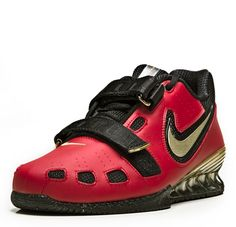 Nike Romaleos 2 Weightlifting Shoes – Strength Shop £174.99 + £7.90 postage = £182.89