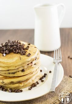 Because there's so much more than buttermilk with maple syrup.These sweet and savory stacks are proof! #pancakes #healthy #recipes https://greatist.com/eat/pancake-recipes-for-any-time