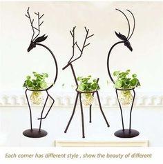 Room decor simple vase Ideas for 2020 Iron Furniture, Home Decor Furniture, Garden Furniture, House Plants Decor, Plant Decor, Diy Crafts Slime, European Home Decor, European Style, Dinner Room