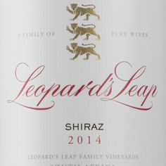 Introducing the new vintage and packaging for Leopard's Leap Classic Collection Shiraz
