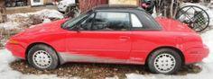 1991 Mercury Capri....I miss my car....