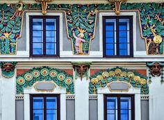 FotoArt Nouveau a Innsbruck | www.italialiberty.it