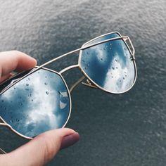 Óculos Mirror Grey - Superfluous - Moda & Design Shop.