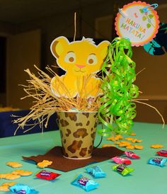 Lion King Baby Shower Banner Or Birthday Banner Its A