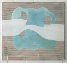ADRIENNE VAUGHAN, Duse, 2011 Oil and enamel on canvas