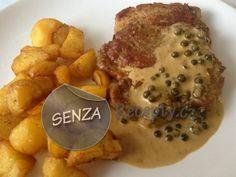 Pepřová omáčka ke steakům II Kfc, Feta, French Toast, Cheese, Breakfast, Recipes, Fine Dining, Morning Coffee