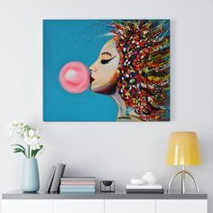 #artcollectibles #prints #gicle Office Wall Art, Office Walls, Colorful Wall Art, Modern Wall Art, Canvas Art Prints, Framed Prints, Creative Studio, Wall Colors, Large Prints