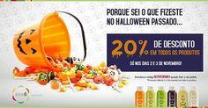 Só hoje e amanhã! -20% de desconto em todos os produtos da Drink6! www.drink6detox.pt #detox #saúde #vidasaudável #Drink6