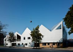 Nord Architects Copenhagen | Healthcare Center for Cancer Patients