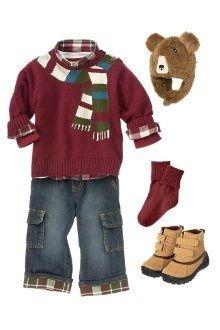 photos of Christmas outfit for little boys     Gymboree - Christmas outfit for both boys   Clothes for the Boys