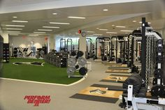 strength and conditioning facilities - Google Search