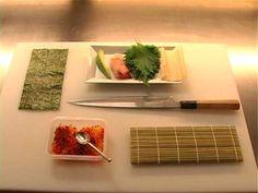 Cucina Giapponese: Maki Sushi_uChef_TV