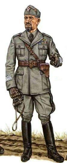 Regio Esercito 1940 - Quartier Generale - Generale di Brigata, pin by Paolo Marzioli