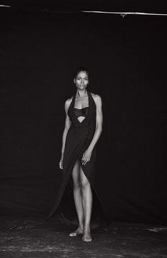Karen Alexander Peter Lindbergh, Vogue Italia, september 2015