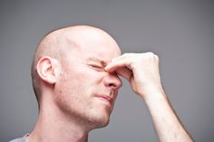 """Remedies For Sinus Do I Have a Sinus Infection or a Migraine? - Learn how your """"sinus symptoms"""" may really be symptoms of a migraine attack and vice versa. Read about clues doctors use to distinguish them. Congestion Relief, Chest Congestion, Migraine Attack, Migraine Headache, Sinus Problems, Have A Good Sleep, Allergy Remedies, High Fever, Beauty Tips"""