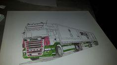 Scania lzv