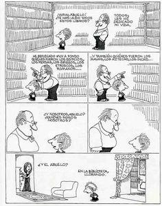 Libros, conocimiento y sentimiento
