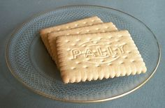Pally biscuit