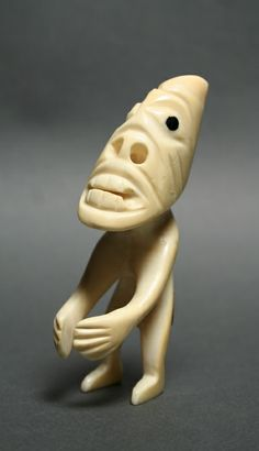 Jonasie Faber (and others) sculptures for sale Walking Sticks For Sale, Wooden Walking Sticks, Leif Erikson, Inuit Art, Sculptures For Sale, Carving Tools, Archaeology, Folk Art, Whale