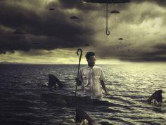 An Artist Photographs His Depression to Destigmatize Mental Illness