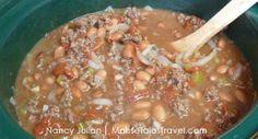 Walt's Chili - Walt Disney's personal #chili recipe. MouseTalesTravel.com #MTT #disneyrecipe #disneyfood #disneydiy