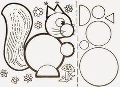 atividade-educação-infantil-formas-geométricas-colorir-animais+(1).jpg (500×363)