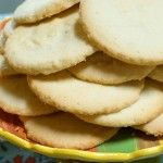 Angel Sugar Cookies-Ree Drummond / The Pioneer Woman, via Flickr: These cookies are so easy and so good.