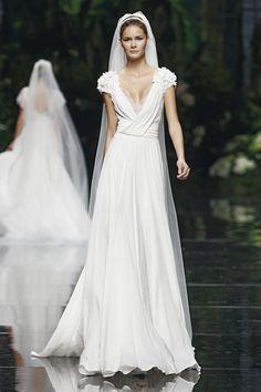 Elie Saab - 2013 - Barcelona Bridal Week