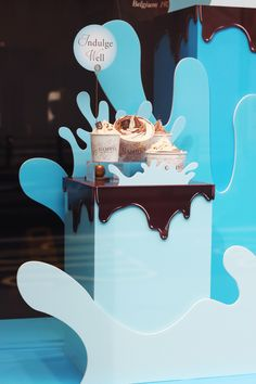 Godiva window display - Regent Street