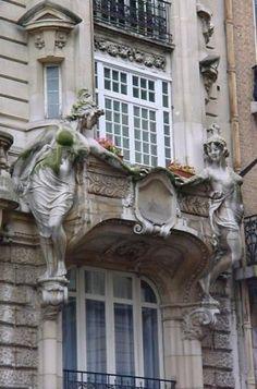 Georges Massa architecte du 16 rue d'Abbeville - Paris 10 e