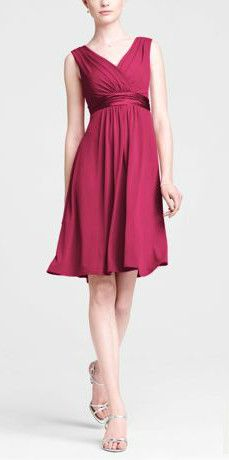 Watermelon Bridesmaids dresses