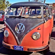 My VW Camper Van: November 2012