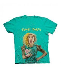 Tune-yards Tea Cup T-shirt
