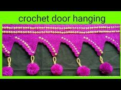 Image result for crochet toran free patterns
