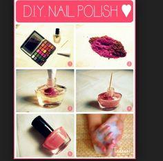 #nail #polish #diy
