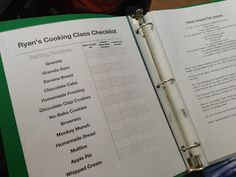 Phase one of Ryan& Life Skills Binder is complete! I compiled a binder that has everything I need to teach him the chemistry of baking a. Life Skills Activities, Teaching Life Skills, Therapy Activities, Teaching Ideas, Cooking Classes, Cooking Tips, Cooking Icon, Cooking Gadgets, Cooking Videos