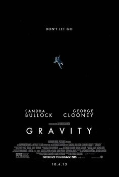 New 'Gravity' IMAX Poster Goes into the Black | Rope of Silicon
