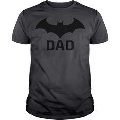 Batman Hush Dad T Shirt for Guys #batman #HushDad