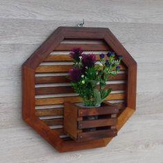 Imagem do produto 1 de 1 Diy Crafts Hacks, Craft Stick Crafts, Wood Corner Shelves, Orchid House, Ivy Wall, How To Build Steps, Plant Box, Small Room Design, Got Wood