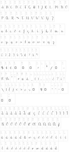 Morado font from dafont.com I. Am. In. Love. with the sharp version