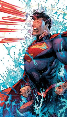 Superman: Unchained by Jim Lee! (DC comics)