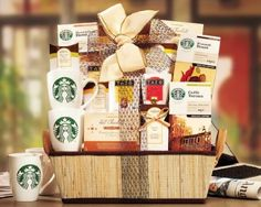 Starbucks Coffee and Tazo Tea Collection Gift « Holiday Adds