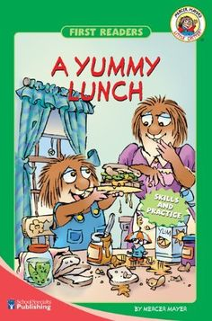 A Yummy Lunch by Mercer Mayer, http://www.amazon.com