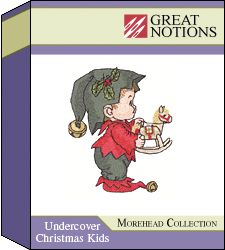 Undercover Kids Christmas (Morehead Collection)