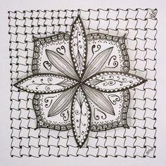 Zentangle, Souvenir de ma vie
